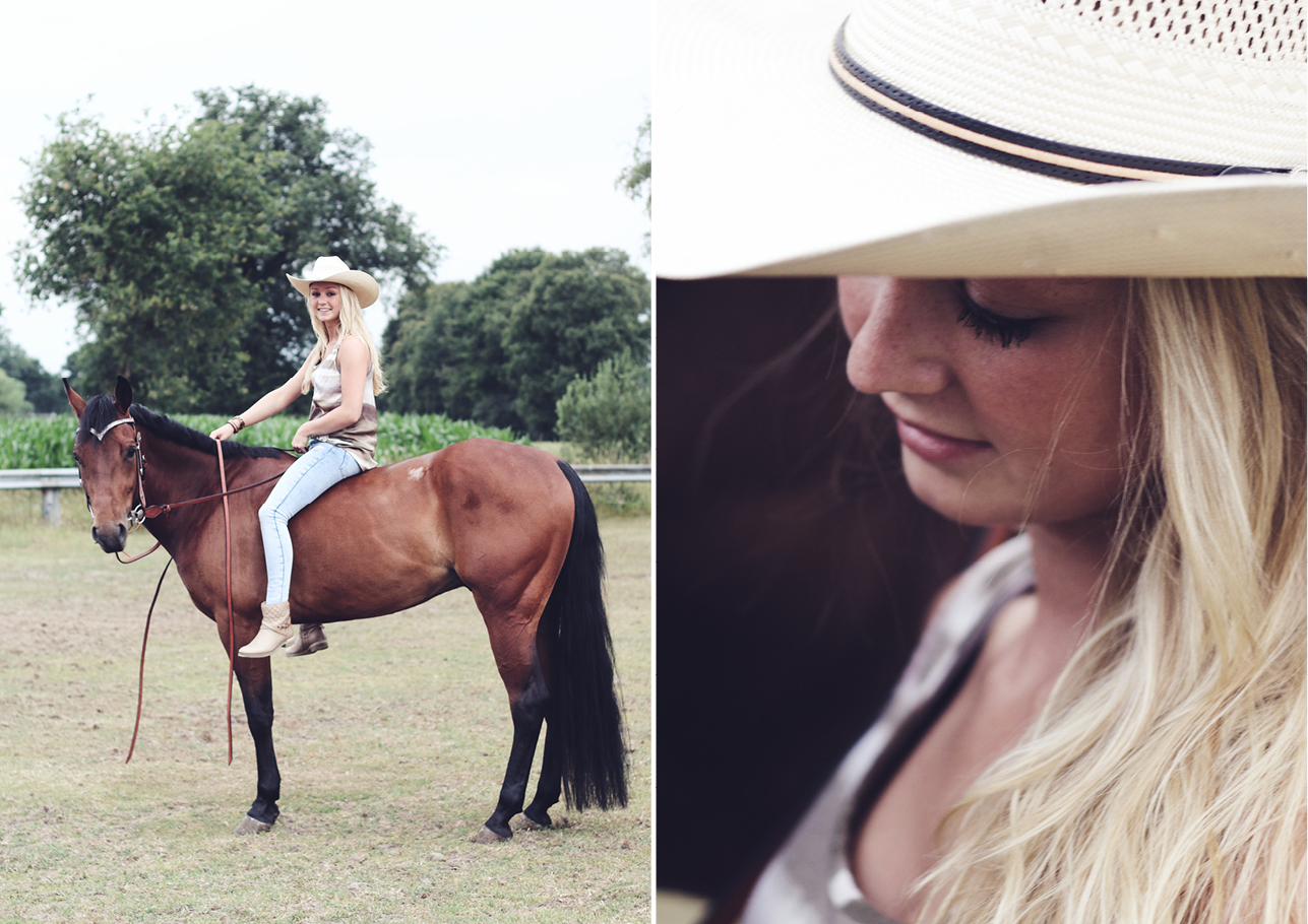Fotoshoot vriendinnen met paard 5