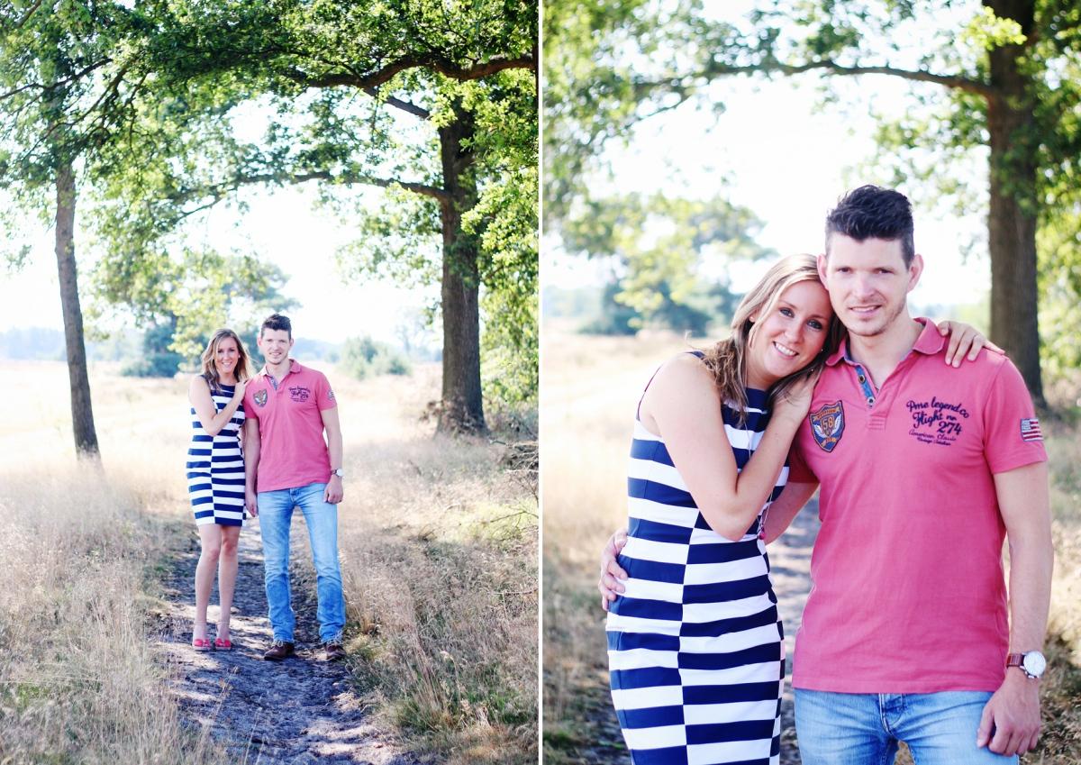 Esther & Hein romantische fotoshoot 2