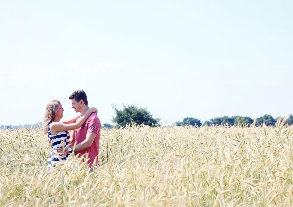 Esther & Hein romantische fotoshoot 5