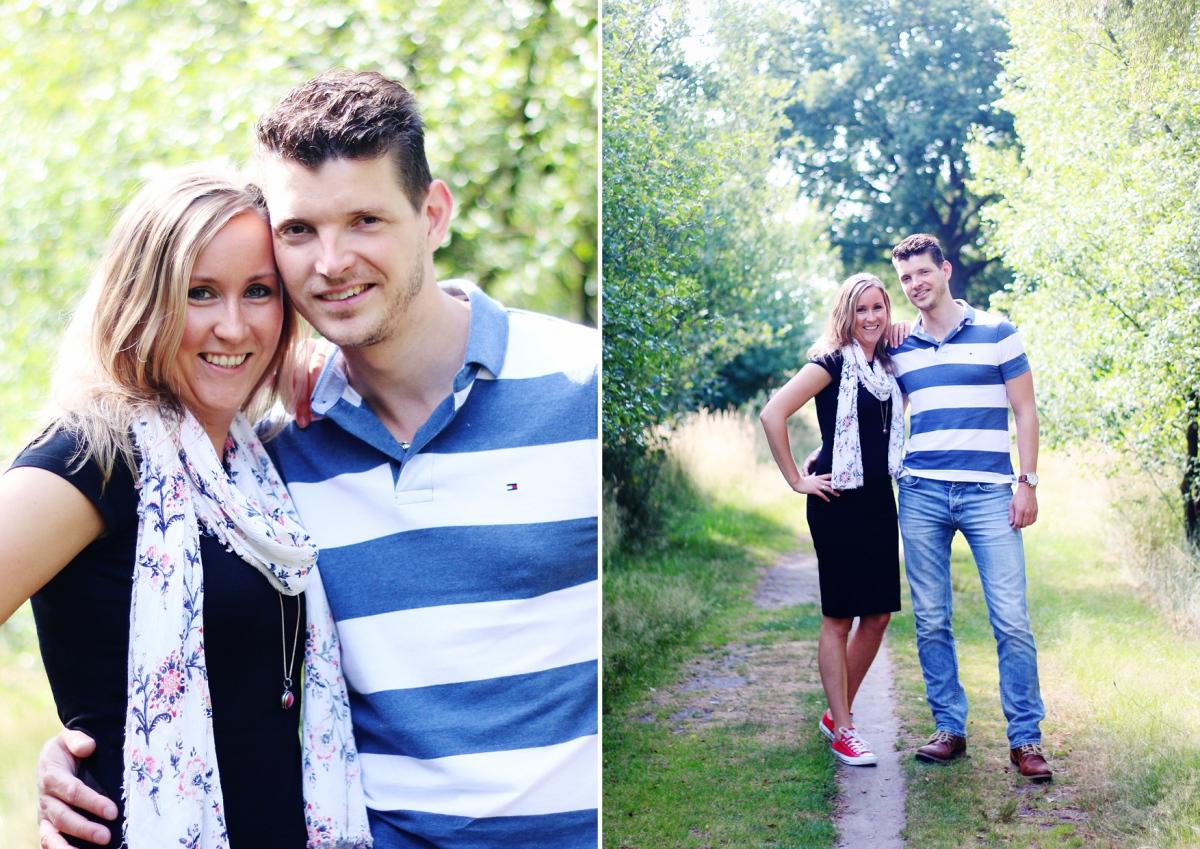 Esther & Hein romantische fotoshoot 7