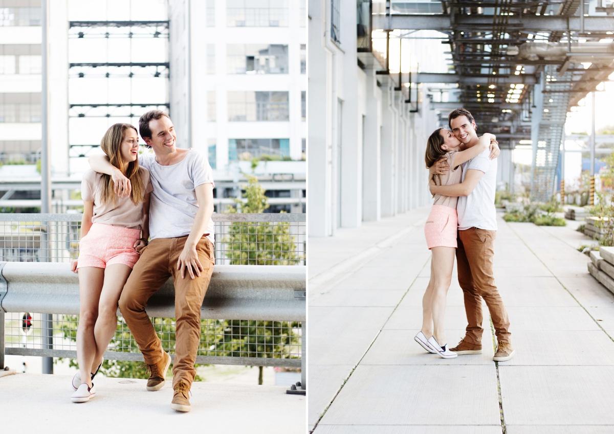 Romantische fotoshoot strijp s Linda en Nelis